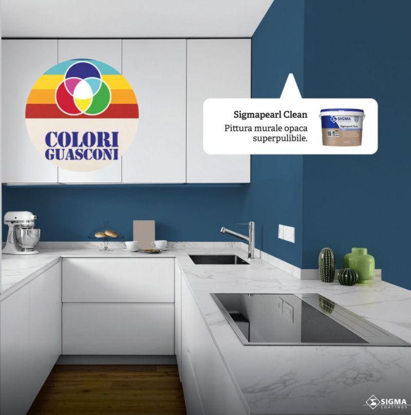 COLORIFICIO GUASCONI offerta pittura opaca super pulibile – promozione pittura muraria per interni