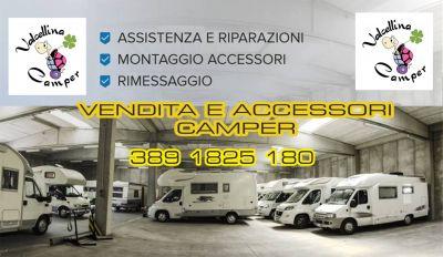 offerta vendita accessori camper occasione vendita accessori e assistenza camper
