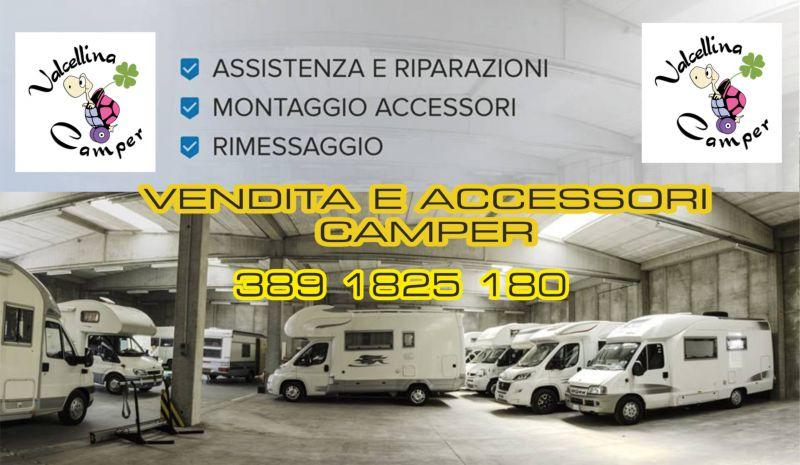 offerta vendita accessori camper - occasione vendita accessori e assistenza camper