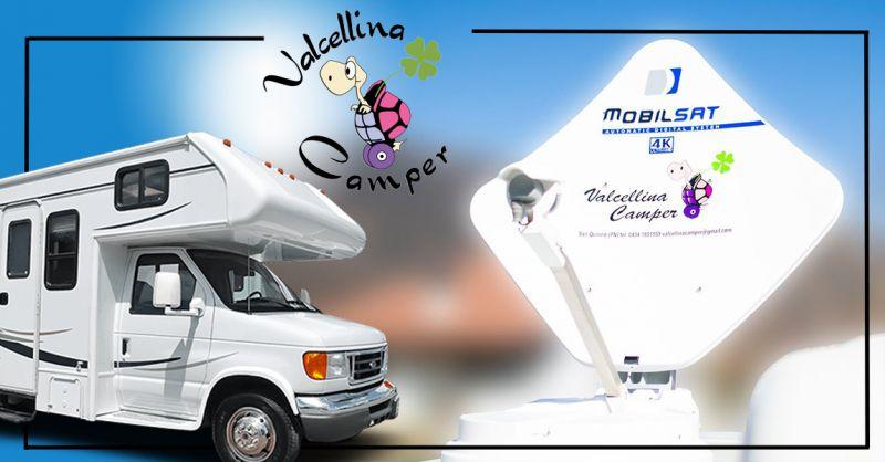 Offerta CENTRO AUTORIZZATO FVG per antenne MOBILSAT Pordenone - Occasione Generatori ZEUS per Camper