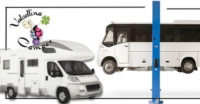 offerta servizio sostituzione pneumatici camper pordenone occasione bilanciamento e montaggio gomme camper