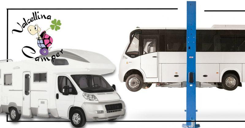 Offerta Servizio Sostituzione Pneumatici Camper Pordenone - Occasione bilanciamento e montaggio gomme Camper