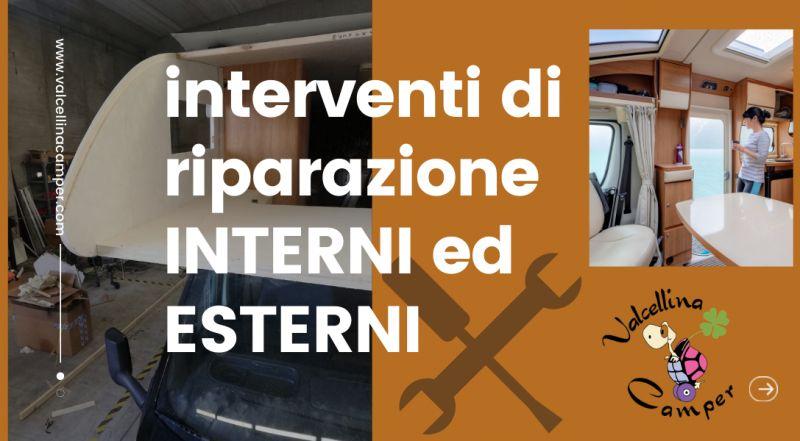 Servizio di riparazione e manutenzione camper sia interna che esterna a Pordenone – occasione officina meccanica per camper a Pordenone