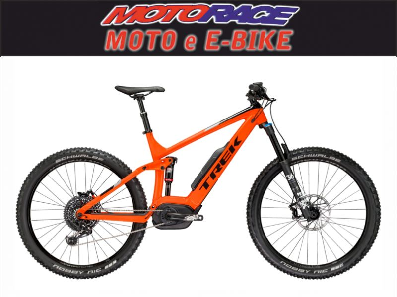 trek powerfly fs 9 lt-promozione mountain bike elettrica trek powerfly