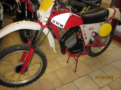 swm rs 125 gs 1979