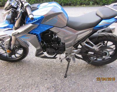 offerta senke 125 super sport promozione moto da strada pronta consegna