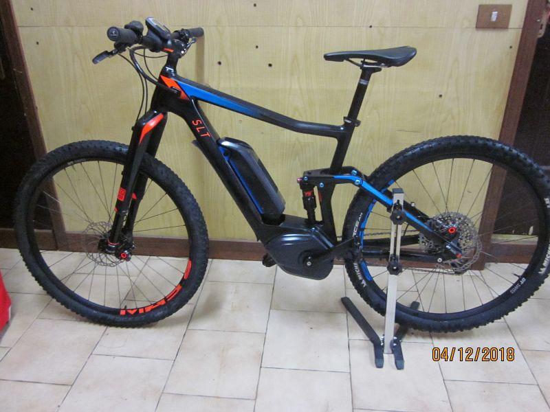 E-Bike Cube IBRID SLS Carbonio
