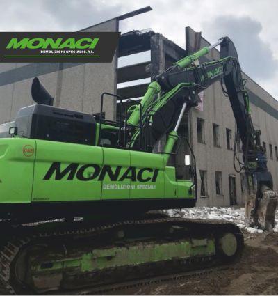 offerta demolizioni capannoni controllate promozione demolizioni industriali speciali