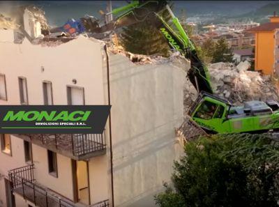 offerta demolizioni civili controllate promozione demolizioni edifici speciali