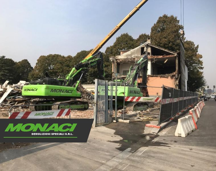 offerta demolizione edifici-promozione demolizioni controllate case private