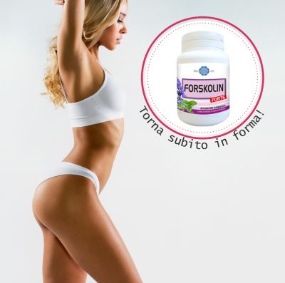 offerta forskolin promozione integratore alimentare dimagrante risultati garantiti