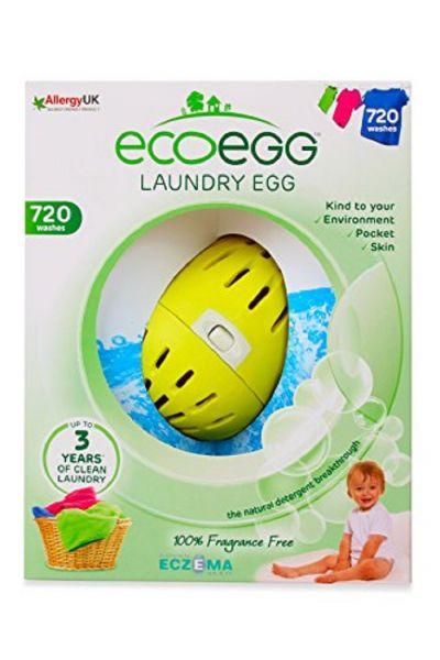 eco egg uovo bucato ovetto naturale 1 anno di lavaggi 210 lavaggi senza profumo anallergico