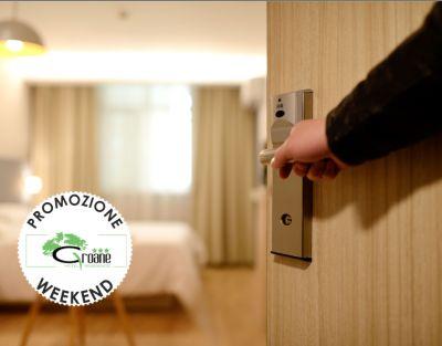 offerta soggiorno albergo week end promozione camera hotel fine settimana
