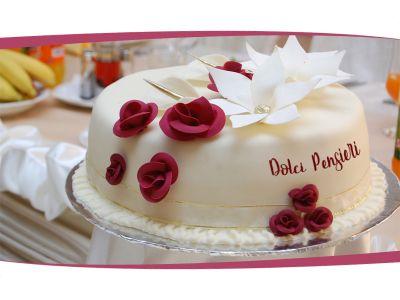 offerta realizzazione torte artigianali cake design promozione vendita oggettistica party