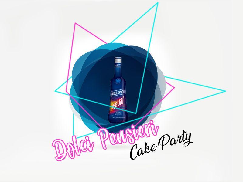 Offerta vendita e distyribuzione vodka Keglevich Fruttata a Lecce - Dolci Pensieri Cake Party