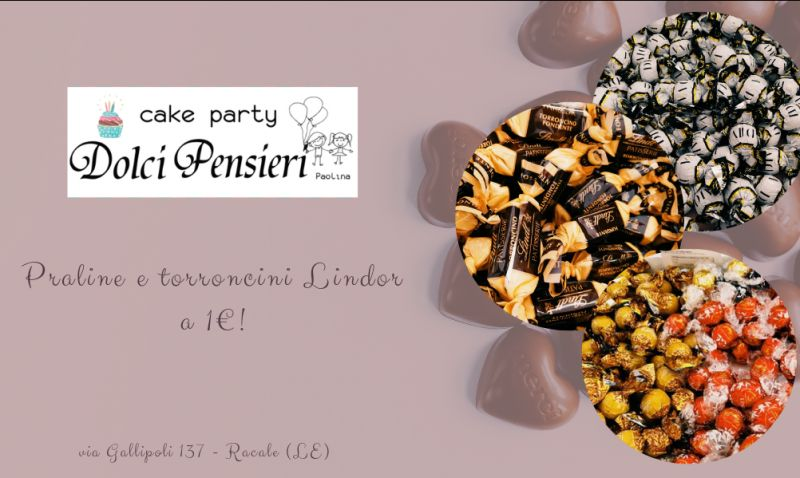Offerta cioccolatini lindor lecce - offerta cioccolata lindt lecce - offerta torroncini lindor