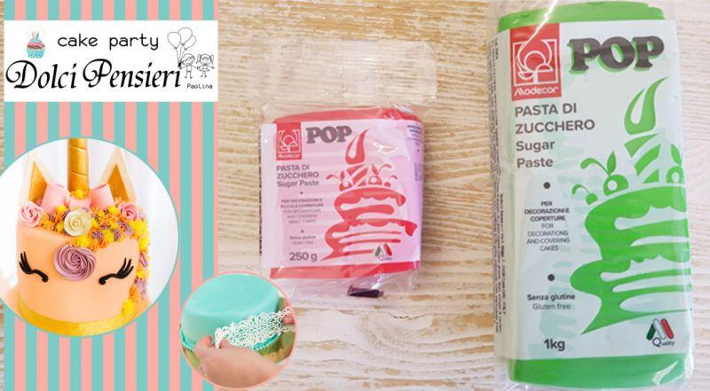Offerta pasta di zucchero colorata Racale Lecce – Sconto pasta di zucchero da copertura Modecor Racale Lecce
