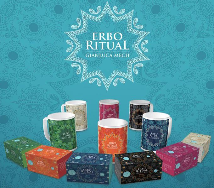 Offerta Vendita tazze Erbo Ritual -  Promozione distribuzione tazze da te'