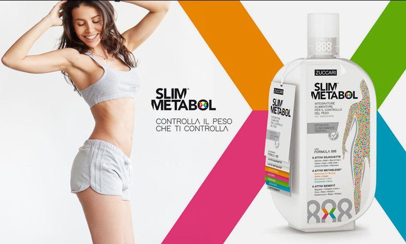 Offerta vendita integratore alimentare professionale SlimMetabol - Erboristeria La Carlina
