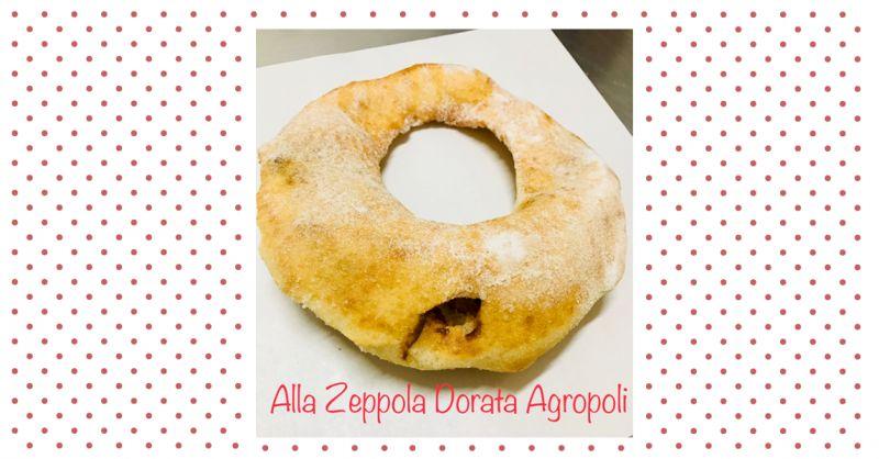 ALLA ZEPPOLA DORATA - offerta specialita zeppole artigianali agropoli