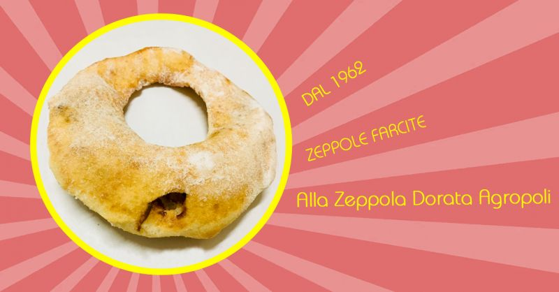 ALLA ZEPPOLA DORATA - offerta specialita zeppole farcite agropoli