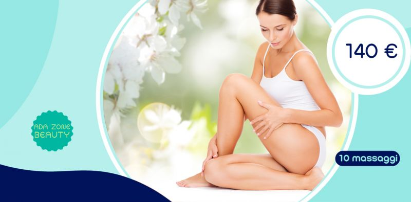 Offerta Coupon pelle buccia d'arancia Taranto - Promozione coupon massaggi anticellulite