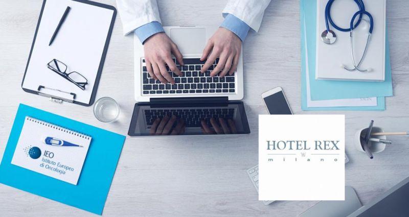 HOTEL REX offerta camera vicino istituto europeo oncologico – agevolazioni pazienti ieo