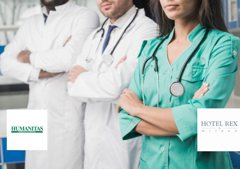HOTEL REX offerta camera humanita – promozione tariffe pernottamento vicino clinica humanita