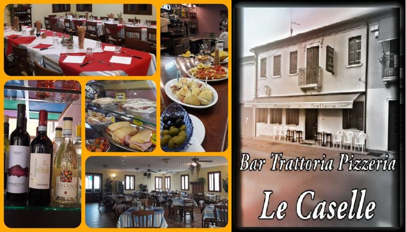 Offerta cucina tradizionale veneta trattoria Le Caselle - occasione piatti vegetariani e vegani