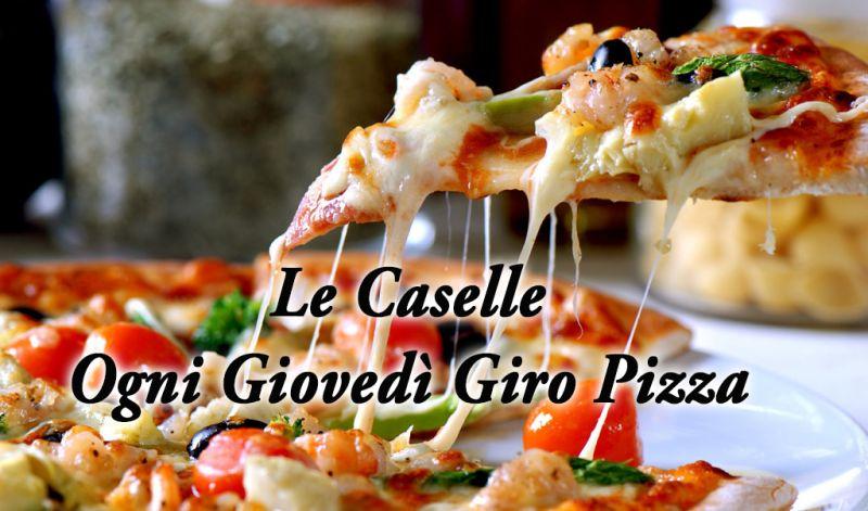 Offerta Giro Pizza cotta in forno a legna - occasione cucina tradizionale veneta trattoria