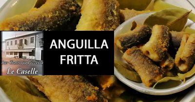 offerta dove mangiare anguilla fritta vicenza occasione anguilla fritta tradizione veneta