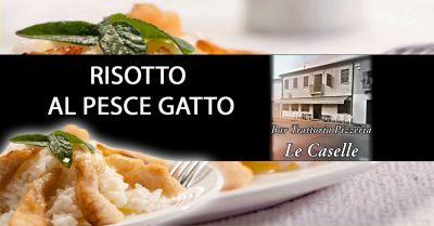 offerta mangiare risotto con il pesce gatto vicenza occasione tipico risotto di pesce gatto