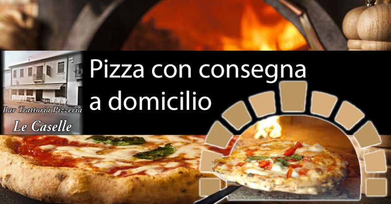 Offerta Pizza a domicilio cotta su forno a legna - Occasione Consegna Pizze a domicilio Noventa Vicentina