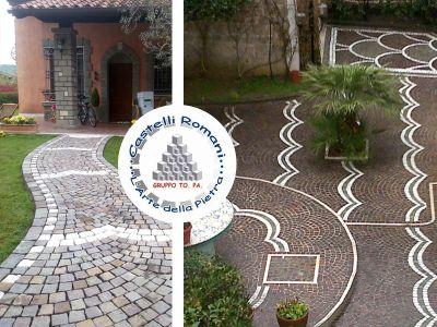 offerta fornitura posa in opera pavimentazioni porfido posa pavimenti porfido provincia