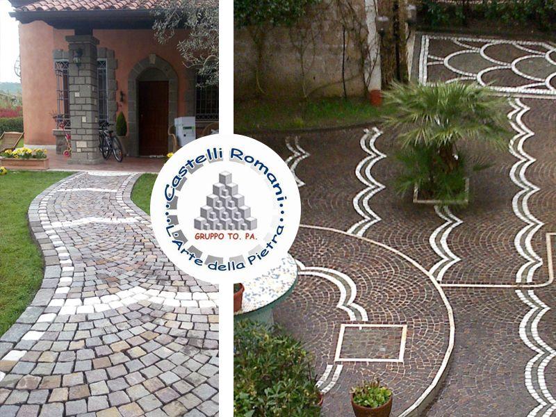 offerta Fornitura Posa in Opera Pavimentazioni Porfido - Posa Pavimenti Porfido Provincia