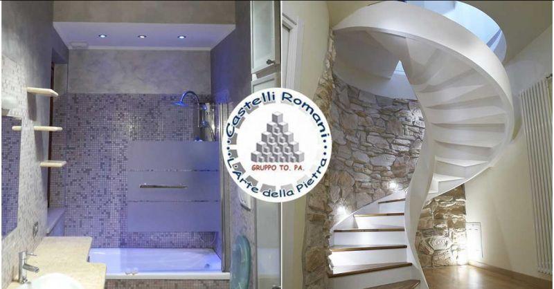 Offerta ristrutturazioni zona Castel Gandolfo - Occasione realizzazione opere murarie Roma
