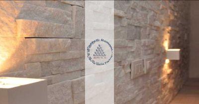 occasione rivestimenti esterni in pietra roma offerta pietra assemblata zona castel gandolfo