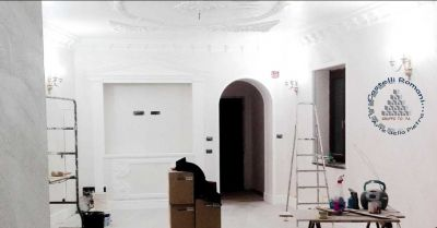 occasione tinteggiatura muri esterni roma offerta verniciatura muri interni roma