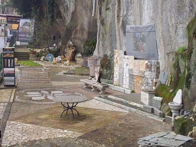 Offerta vendita porfido Roma - Promozione vendita pavimenti Roma