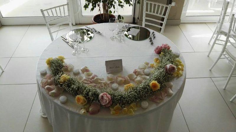 Offerta addobbi floreali per matrimoni  Assisi - addobbi floreali per cerimonie - Puzzle Weddin
