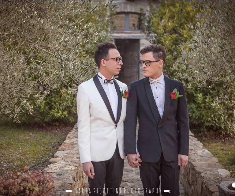 Offerta organizzazione unioni civili Citta' della Pieve - Wedding gay - Puzzle Wedding