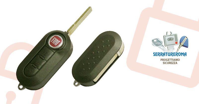 offerta duplicazione telecomando auto fiat - sconto duplicazione radiocomando chiavi auto fiat