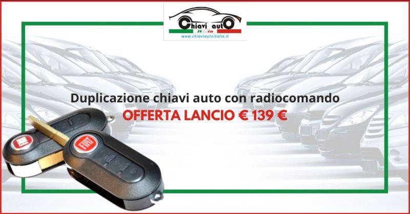 CHIAVI AUTO ITALIA - offerta duplicazione chiavi auto con telecomando roma