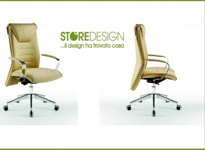 storedesign offerta vendita online poltrone ufficio occasione poltrona ufficio schienale alto