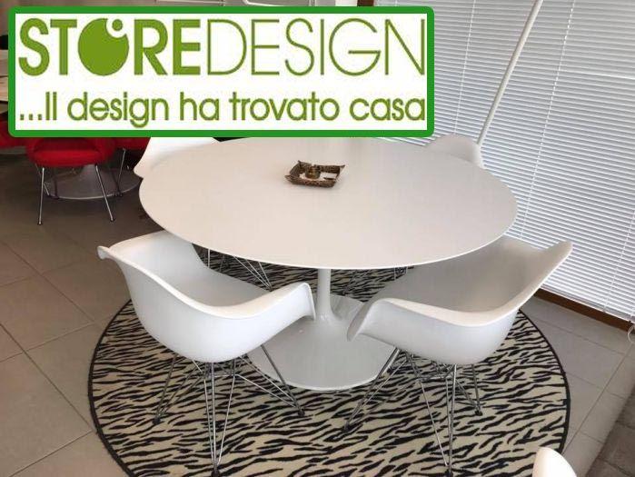 Offerta tavolo tulip occasione tavoli di design monza for Design d occasione