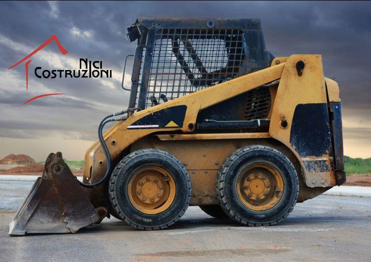 NICI COSTRUZIONI offerta demolizioni immobili - promozioni costo demolizioni casa