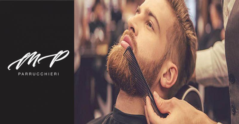 offerta barbiere trattamenti cura capelli e barba uomo Roma - occasione rasatura barba Roma