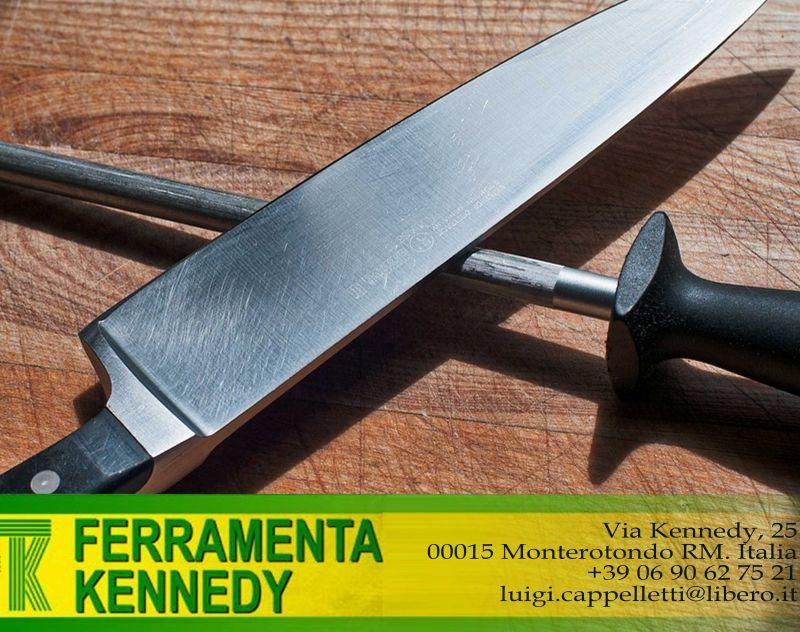 Offerta affilatura coltelli Capena- Occasione servizio affilatura lama coltello Passocorese