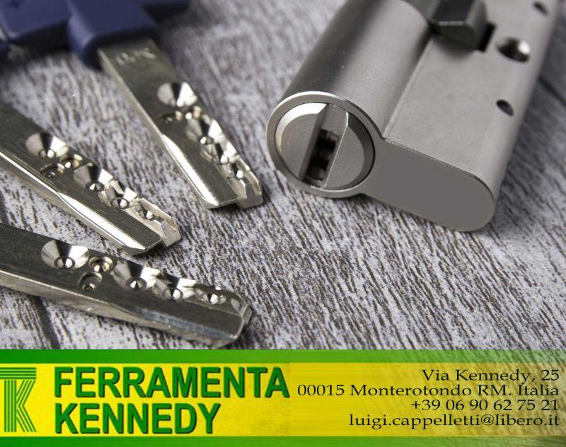 Offerta serrature cilindri europei Fonte Nuova - Promozione vendita cilindro europeo porta blindata Fiano Romano