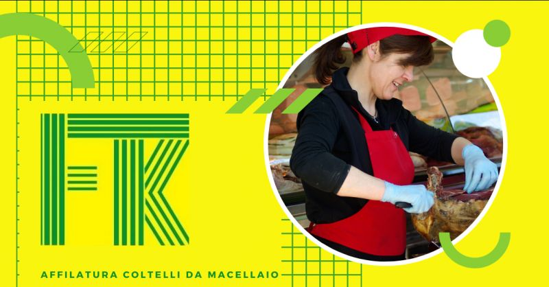 FERRAMENTA KENNEDY - Offerta affilatura coltelli da macellaio Passo Corese